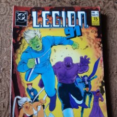 Cómics: TEBEOS-CÓMICS CANDY - LEGION 91 NUM 1 - ZINCO - AA98. Lote 183583323