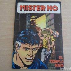 Cómics: MISTER NO NÚM. 16 EL TEMPLO MAYA EDICIONES ZINCO. Lote 183593081