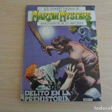 Cómics: LOS GRANDES ENIGMAS DE MARTIN MYSTERE NÚM. 7 EDITORIAL ZINCO 1982. Lote 183595721