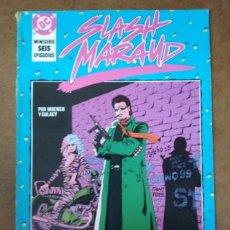 Comics: SLASH MARAUD Nº 1 PROCEDE DE RETAPADO - ZINCO - OFM15. Lote 183599970