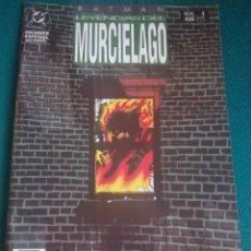 Cómics: BATMAN-LEYENDAS DEL MURCIÉLAGO 1# Y5. Lote 183687957