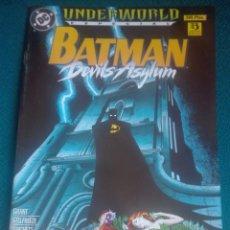 Cómics: UNDERWORLD SPECIAL BATMAN ASYLUM# Y5. Lote 183688681