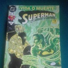 Cómics: SUPERMAN 21 - 52 PÁGINAS # Y5. Lote 183690663