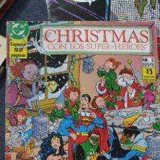 Cómics: CHRISTMAS CON LOS SUPER HEROES NUM. 2 DE ZINCO. Lote 183729843