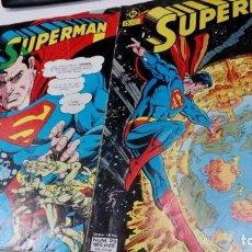 Cómics: OFERTA - 2 NUMEROS DE SUPERMAN - Nº 28 Y 29 - EDITORAL ZINCO 1984 . Lote 183778887
