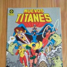 Cómics: NUEVOS TITANES Nº 1. Lote 183800023