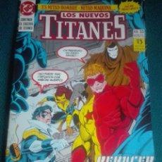 Cómics: LOS NUEVOS TITANES 33 SEGUNDO VOLUMEN # Y5. Lote 183817771