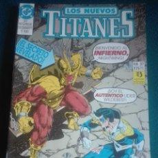 Cómics: LOS NUEVOS TITANES 37 SEGUNDO VOLUMEN # Y5. Lote 183818032