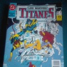 Cómics: LOS NUEVOS TITANES 41 SEGUNDO VOLUMEN # Y5. Lote 183818158