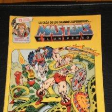 Cómics: MASTERS DEL UNIVERSO: EL FIN DEL MUNDO. Nº 4. EDICIONES ZINCO.. Lote 183844696