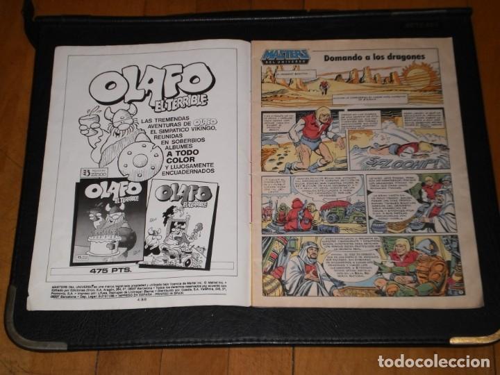 Cómics: MASTERS DEL UNIVERSO - Nº 14 - / EDICIONES ZINCO - Foto 3 - 198102023