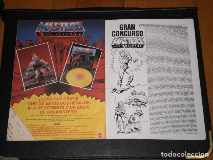 Cómics: MASTERS DEL UNIVERSO - Nº 14 - / EDICIONES ZINCO - Foto 5 - 198102023