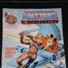 Cómics: MASTERS DEL UNIVERSO. EDICIONES ZINCO. NUMERO Nº 15. CUANDO KONZILLA ATACA. Lote 183845465