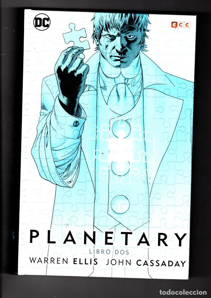 PLANETARY 2 - ECC / DC / TAPA DURA / WARREN ELLIS / NUEVO DE EDITORIAL (Tebeos y Comics - Zinco - Prestiges y Tomos)