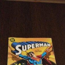 Cómics: SUPERMAN. CONTIENE LOS NUMERO DEL 6 AL 10. MUY BUEN ESTADO. . Lote 183924813