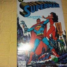 Cómics: SUPERMAN.EL HOMBRE DE ACERO.NUMERO 7.EDICIONES ZINCO.. Lote 184048048