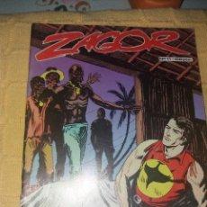 Cómics: ZAGOR .NUMERO 11.EDICONES ZINCO 1982. Lote 184102048