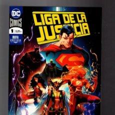 Cómics: LIGA DE LA JUSTICIA 1 AL 16 - ECC / DC GRAPA / COLECCIÓN ACTUAL COMPLETA. Lote 184126321