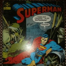 Cómics: SUPERMAN - ZINCO 4. Lote 184298133