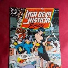 Cómics: LIGA DE LA JUSTICIA EUROPA. Nº 4. EDICIONES ZINCO. Lote 184306337