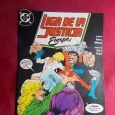 Cómics: LIGA DE LA JUSTICIA EUROPA. Nº 5. EDICIONES ZINCO. Lote 184306466