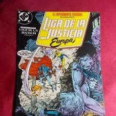 Cómics: LIGA DE LA JUSTICIA EUROPA. Nº 7. EDICIONES ZINCO. Lote 184306581