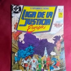 Cómics: LIGA DE LA JUSTICIA EUROPA. Nº 8. EDICIONES ZINCO. Lote 184306636