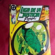 Cómics: LIGA DE LA JUSTICIA EUROPA. Nº 13. EDICIONES ZINCO. Lote 184306871