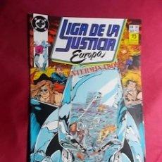 Cómics: LIGA DE LA JUSTICIA EUROPA. Nº 16. EDICIONES ZINCO. Lote 184306961