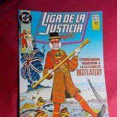 Cómics: LIGA DE LA JUSTICIA EUROPA. Nº 20. EDICIONES ZINCO. Lote 184308675