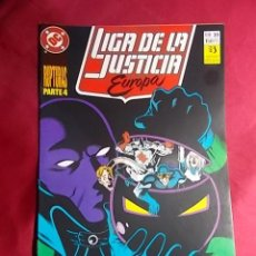 Cómics: LIGA DE LA JUSTICIA EUROPA. Nº 30. EDICIONES ZINCO. Lote 184309815