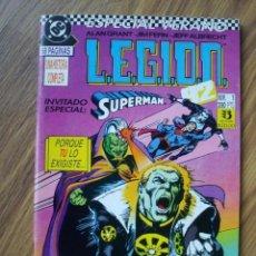 Cómics: L.E.G.I.O.N. 92 ESPECIAL VERANO (ZINCO) LEGION (DC) INVITADO ESPECIAL SUPERMAN. Lote 270198893