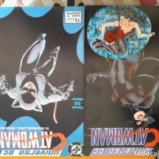 Comics: UNIVERSO DC CATWOMAN N-10 Y 11 AÑO 1989. Lote 184480885