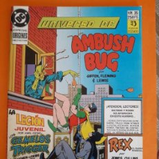 Cómics: UNIVERSO DC AMBUSH BUG N-35. Lote 184481643