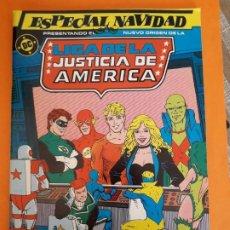 Cómics: LIGA DE LA JUSTICIA DE AMERICA N-2 AÑO 1990. Lote 184481988