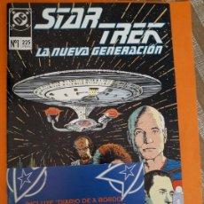 Cómics: STAR TREK LA NUEVA GENERACION N-1 AÑO 1995. Lote 184483336