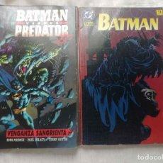 Cómics: RECOPILACION DE NOVELAS GRAFICAS DE BATMAN. Lote 184705633