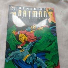 Cómics: BATMAN AVENTURAS DEMONIOS. Lote 184705977