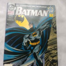 Cómics: BATMAN: EL COMIENZO DEL MAÑANA Y BATMAN:ANTES DE LA HORA 0. Lote 184716867