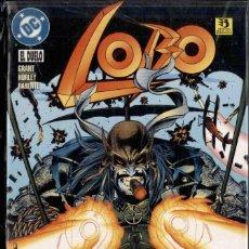 Cómics: LOBO , EL DUELO. Lote 184726338