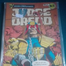 Cómics: JUDGE DREDD 11 # Y5. Lote 184774687