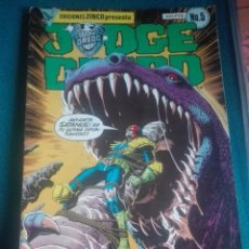 Cómics: JUDGE DREDD 5 # Y5. Lote 184774726