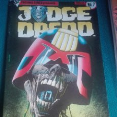 Cómics: JUDGE DREDD 7 # Y5. Lote 184774797