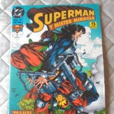 Cómics: SUPERMÁN Y MISTER MIRACLE VOL.3 Nº30 ZINCO. Lote 184881087