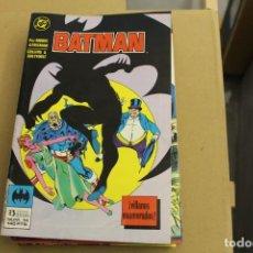 Comics: BATMAN 14 VOLUMEN 2 ZINCO. Lote 184896600