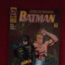 Cómics: BATMAN GUERRA DE DRAGONES EDICIONES ZINCO. Lote 185689995
