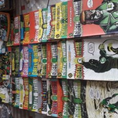 Cómics: GREEN LANTERN COMPLETA A FALTA DEL N-6... 28 COMICS. Lote 185694195