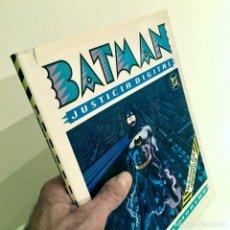 Cómics: CURIOSO COMICBOOK DE BATMAN JUSTICIA DIGITAL POR PEPE MORENO, DC COMICS, EDICIONES ZINCO 1990. Lote 185735908