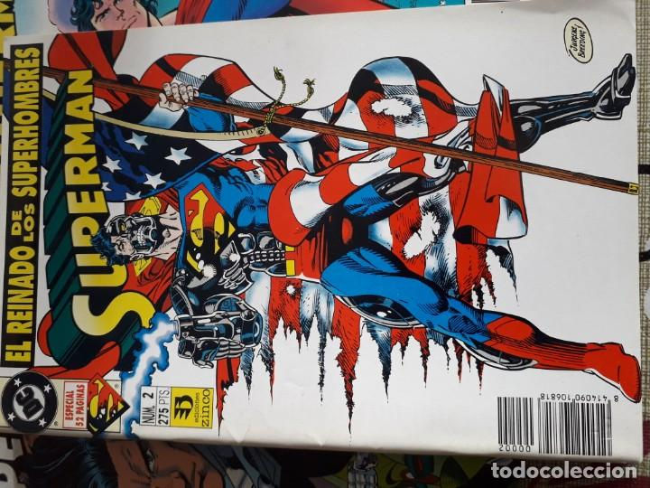 Cómics: SUPERMAN 8 COMICS - Foto 3 - 185745937