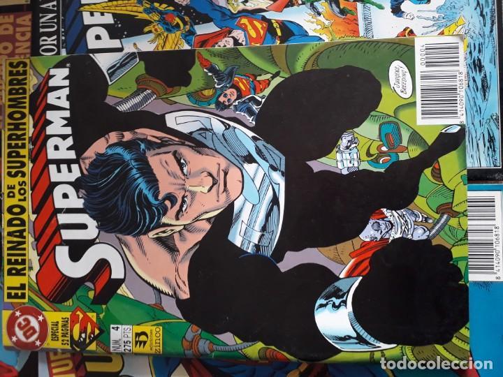 Cómics: SUPERMAN 8 COMICS - Foto 5 - 185745937
